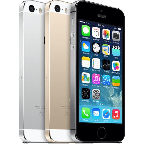 Điện thoại iphone 5s gold quốc tế Full Box 3