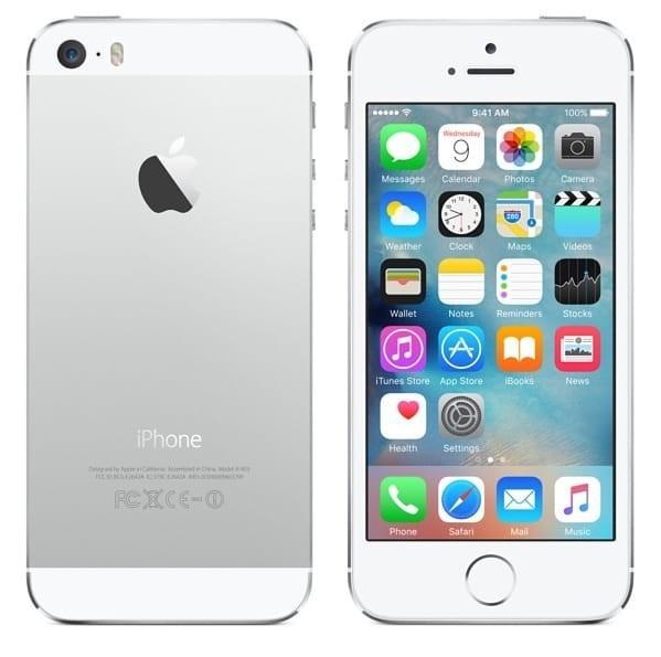 Điện thoại iphone 5s gold quốc tế Full Box 4