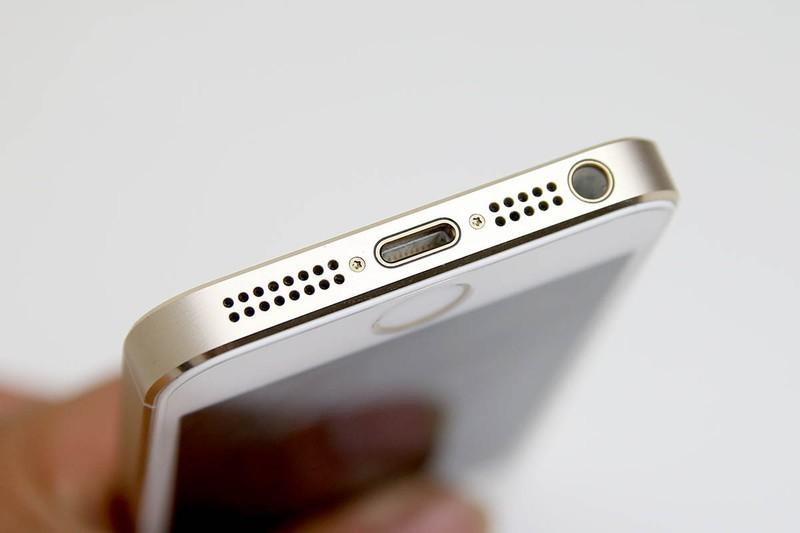 Điện thoại iphone 5s gold quốc tế Full Box 2