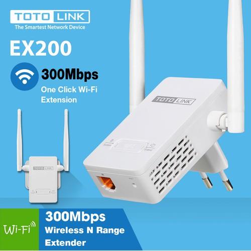 Combo 5 Kích sóng wifi Totolink Ex200 cực mạnh giá rẻ