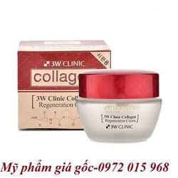 Kem dưỡng da 3W CLINIC Collagen
