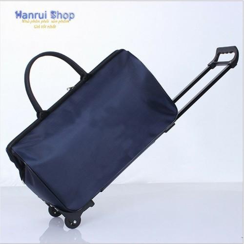 Worldmart vali kéo xách tay cao cấp bristish style 51x23x34cm