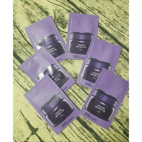 Combo 5 gói Kem dưỡng ẩm chuyên sâu Jeju Orchid Intense Cream