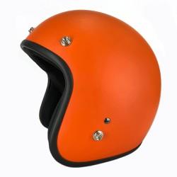 Mũ bảo hiểm 3 phần 4 đầu chuyên phượt - Cam nhám