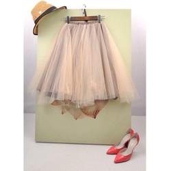 Chân váy xoè công chúa