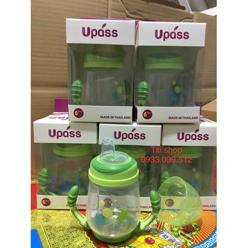 Bình uống nước Upass có tay cầm - 5322238 , 8856587 , 15_8856587 , 42000 , Binh-uong-nuoc-Upass-co-tay-cam-15_8856587 , sendo.vn , Bình uống nước Upass có tay cầm