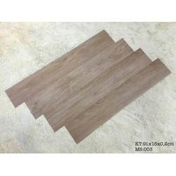 Sàn nhựa giả vân gỗ tự nhiên