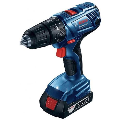 18V Máy khoan, vặn vít dùng pin Bosch. GSB 180-LI - 5320331 , 8853056 , 15_8853056 , 3051000 , 18V-May-khoan-van-vit-dung-pin-Bosch.-GSB-180-LI-15_8853056 , sendo.vn , 18V Máy khoan, vặn vít dùng pin Bosch. GSB 180-LI
