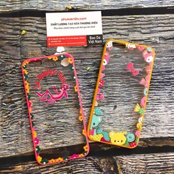 Ốp Lưng  Iphone 6 Plus, 6S Plus Sanrio Hello Kitty
