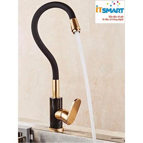 Vòi nước nóng lạnh bồn rửa chén điều chỉnh vòi phun 360 độ cao cấp