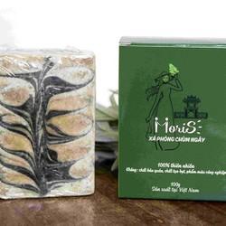 Xà Phòng Chùm Ngây - Xà Bông Chùm Ngây - Moringa Soap Handmade