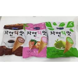 Bánh ốc quế Hàn Quốc