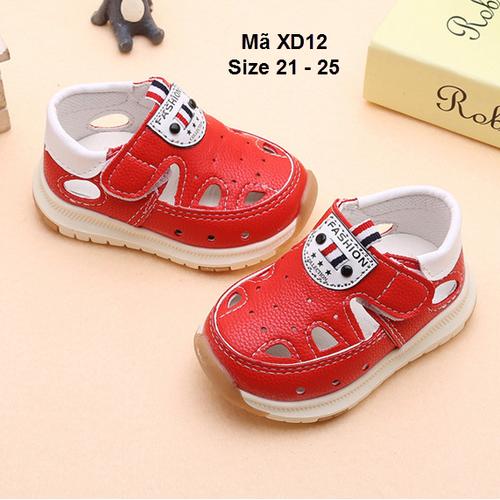 Giày Sandal Cắt Lazer Cho Bé 1 - 3 Tuổi XD12