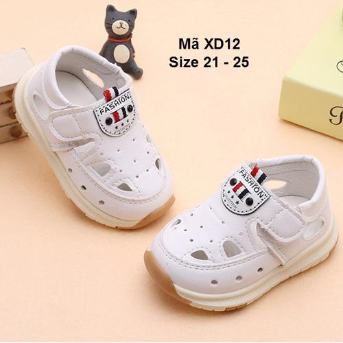 Giày Sandal Bé Trai 1 - 3 Tuổi Phong Cách Thời Trang XD12