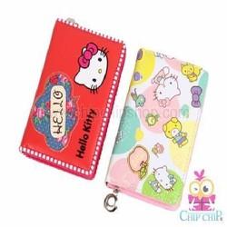 Bóp ngắn Hello Kitty