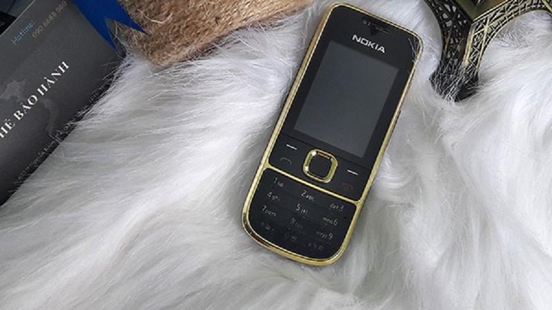 Điện thoại Nokia 2700 chính hãng Full Box 2