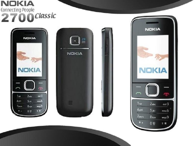 Điện thoại Nokia 2700 chính hãng Full Box 1