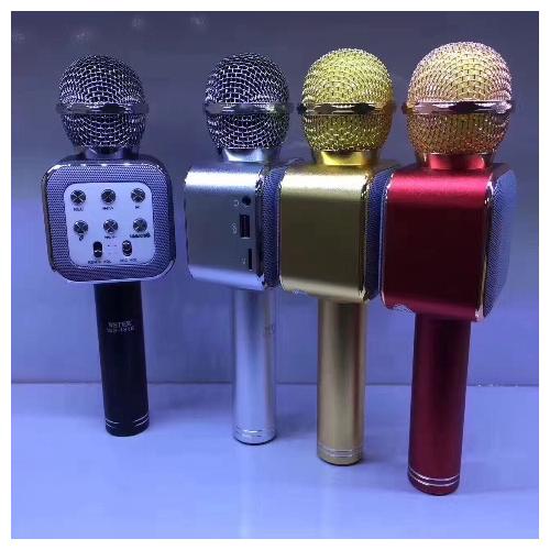 mic karaoke ws-1818 kèm loa 3