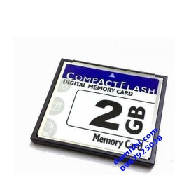 Thẻ nhớ CF 2GB