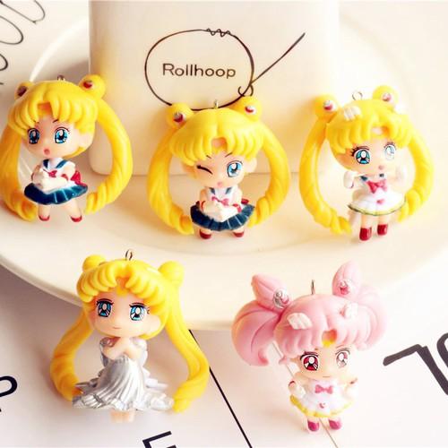 Móc điện thoại Thủy Thủ Mặt Trăng Sailor Moon 02 - 00143