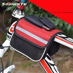 Túi đeo sườn xe đạp- Túi treo sườn xe đạp thể thao cao cấp