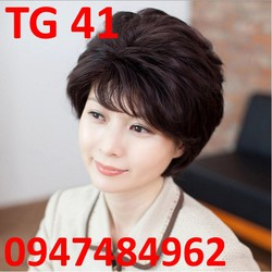 Tóc giả trung niên TG 41