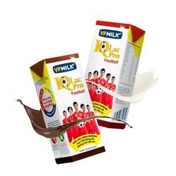 Sữa uống dinh dưỡng IQLac Pro Football SOCALA hộp 180ml-  48 hộp