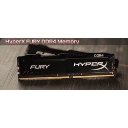 Ram máy tính Kingston HyperX Fury 4G 2400 DDR4