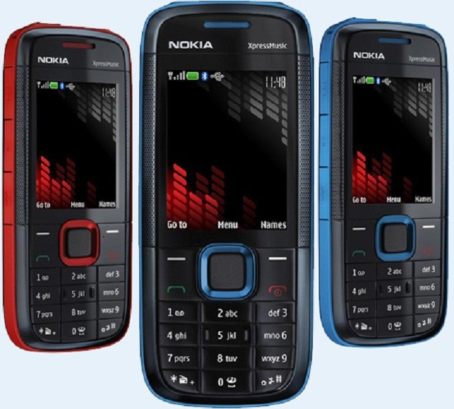 Điện thoại Nokia 5130 chính hãng 1