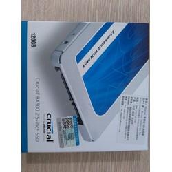 Ổ cứng SSD Crucial BX300 120GB SATA