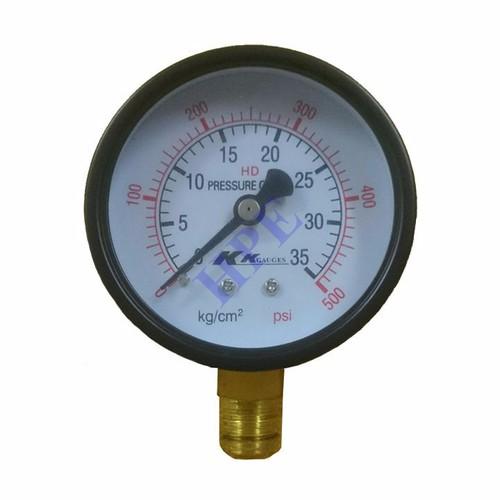 Đồng hồ đo áp suất 35 Kg