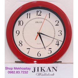 Đồng hồ treo tường Gimiko G85 cũ nay là JIKAN j85.