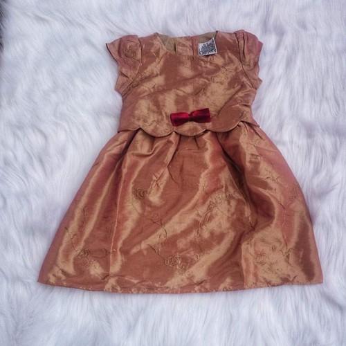 Đầm bé gái xuất khẩu D005
