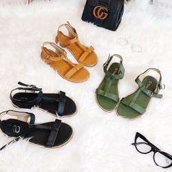 giày sandal quai T 2884