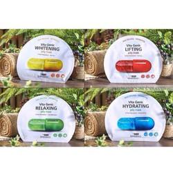 10 miếng mặt nạ Vita Genic Jelly Mask Sheet Banobagi