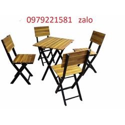 bàn ghế nhà hàng quán nhậu cần thanh lý