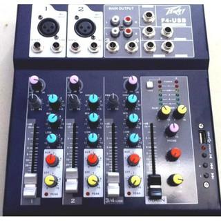 mixer f4 usb chinh hãng - f4 usb thumbnail