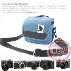 Túi đựng máy ảnh mini chính hãng giá tốt