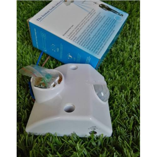 Đuôi đèn cảm ứng, điều chỉnh được sáng và thời gian - best seller tony