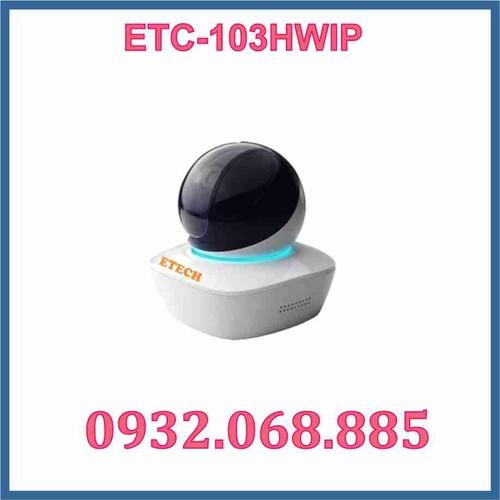 Camera IP WIFI ETC-103HWIP - 5334659 , 8882969 , 15_8882969 , 3780000 , Camera-IP-WIFI-ETC-103HWIP-15_8882969 , sendo.vn , Camera IP WIFI ETC-103HWIP