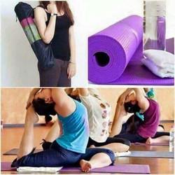 Thảm tập yoga kèm túi đựng thảm