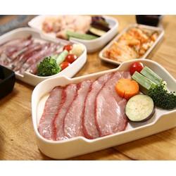 Chọn 01 trong 08 set ăn tại nhà hàng ChinKu  Không phụ thu VAT  Được gọi lẩu 01 người 39k