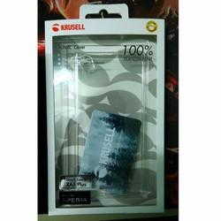 ỐP lưng Krusell Sony Xperia XA1 Plus - Dẻo trong