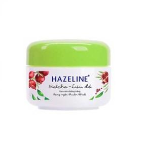 Kem nén dưỡng trắng rạng ngời Hazeline Matcha Lựu Đỏ 8g - HAZ0003-1