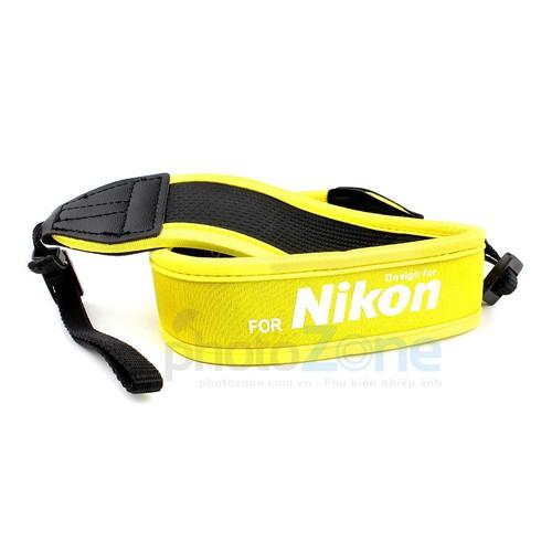 Dây đeo máy ảnh chống mỏi cho máy ảnh Nikon - 4998622 , 9164751 , 15_9164751 , 100000 , Day-deo-may-anh-chong-moi-cho-may-anh-Nikon-15_9164751 , sendo.vn , Dây đeo máy ảnh chống mỏi cho máy ảnh Nikon