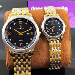 Đồng hồ cặp thời trang đẹp giá tốt C-OP8927-02