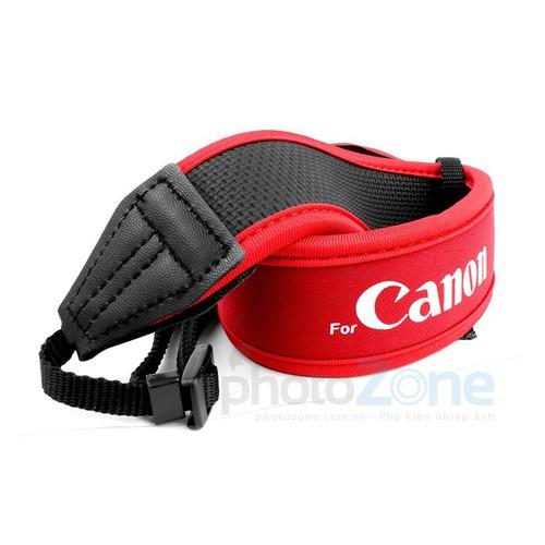 Dây đeo máy ảnh chống mỏi cho máy ảnh Canon