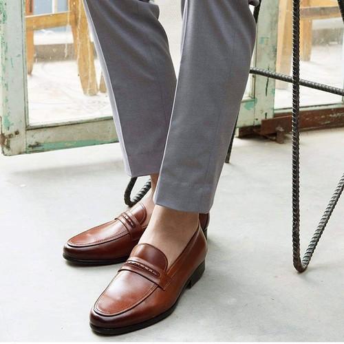 Giày Mọi Nam - Giày Nam Công Sở Cao Cấp