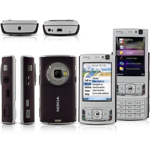 [TGDT]ĐIỆN THOẠI Nokia N95 2GB BH 12 tháng