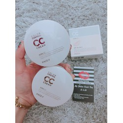 CC Cream The Faceshop Face It Aura Color Control Cream